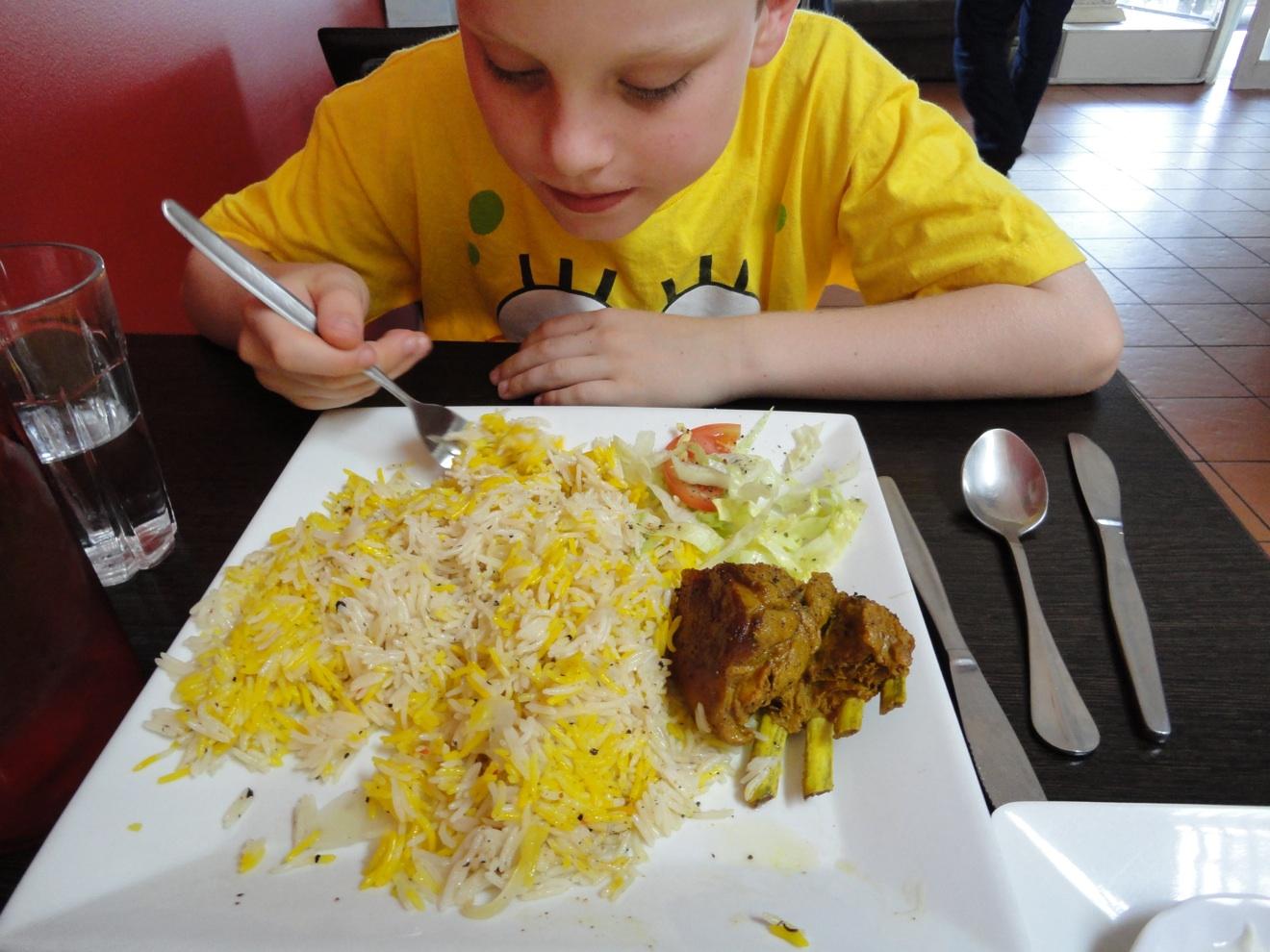 Yemeni Restaurant Ascot Vale Menu