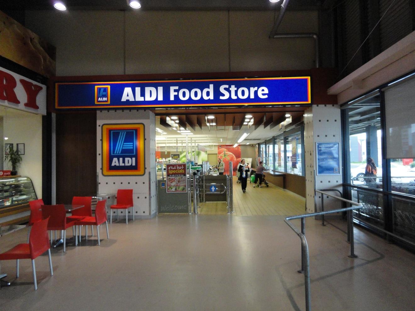 Aldi   consider the sa...