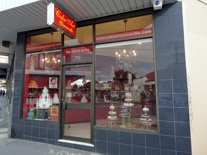 Cake Art Yarraville : Cake Art Yarraville consider the sauce