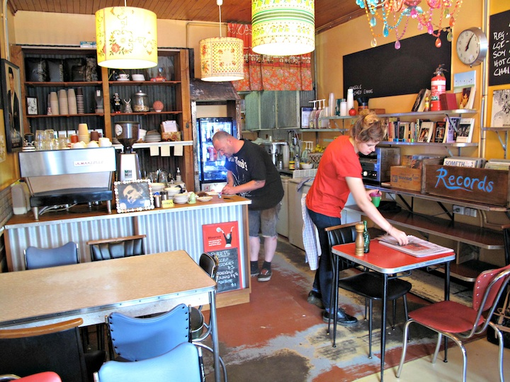 Cafe feedback
