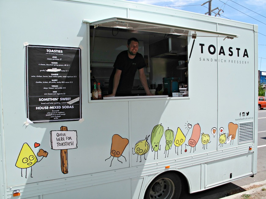 Food Trucks Western Suburbs Melbourne